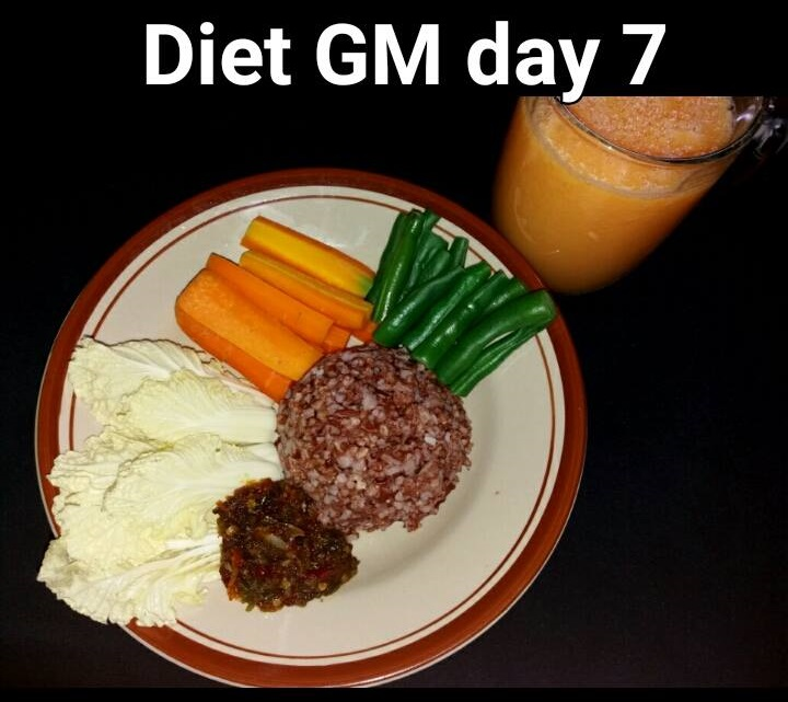 day 7 diet GM